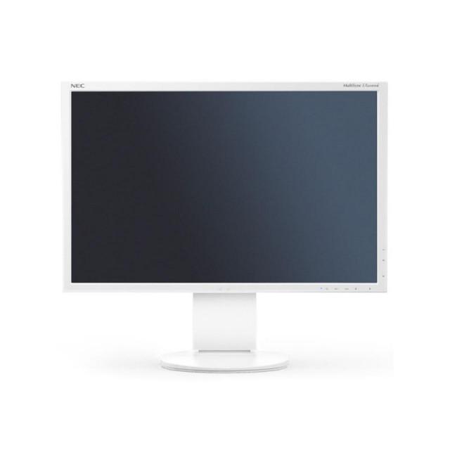 NEC EA244WMi Weiß