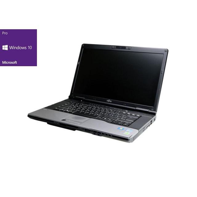 Fujitsu LIFEBOOK E752 (Schwarze Tastatur ohne Numblock)