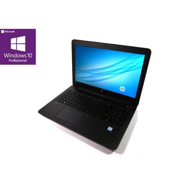 Refurbished Hewlett Packard ZBook 15 G3 mit tecXL