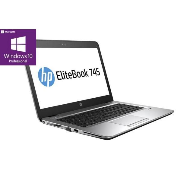 Refurbished Hewlett Packard EliteBook 745 G4 mit tecXL