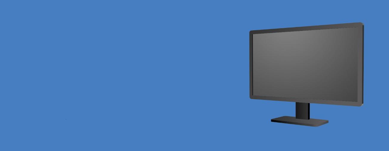 Wiederaufbereitete Bildschirme im Green IT Onlineshop